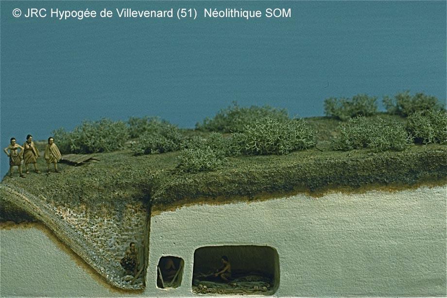 2- Néolithique et Mésolithique Hypoge10