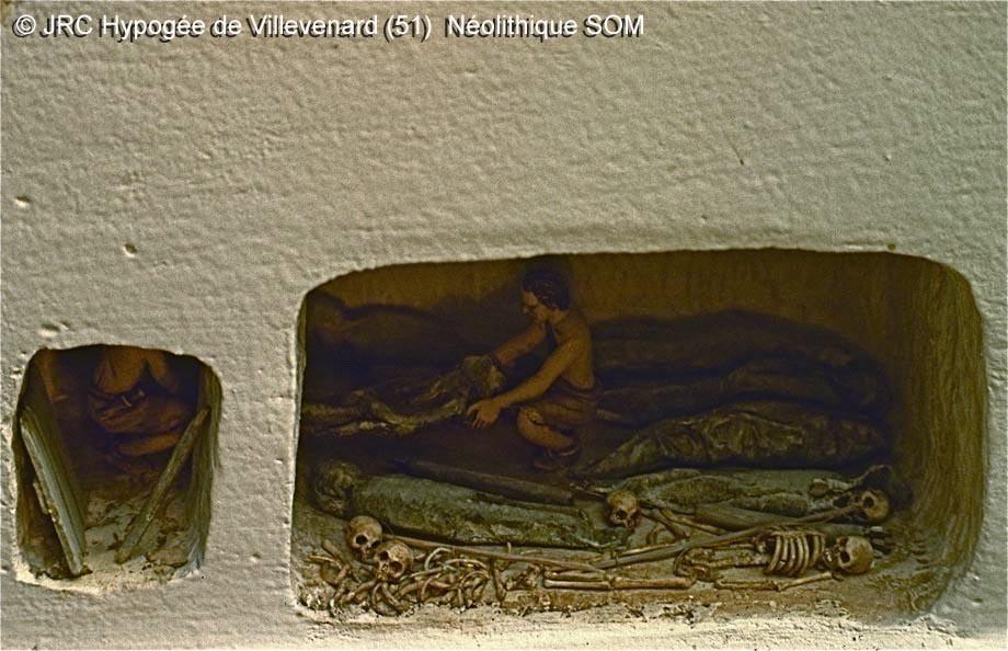 2- Néolithique et Mésolithique Hypoge11