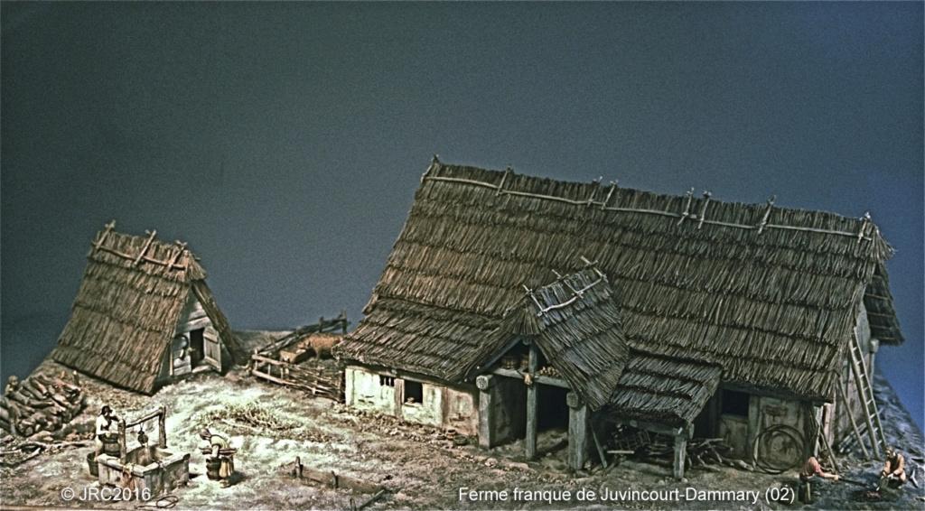 Dioramas 5 Haut Moyen-Âge et Moyen-Âge Mearo010