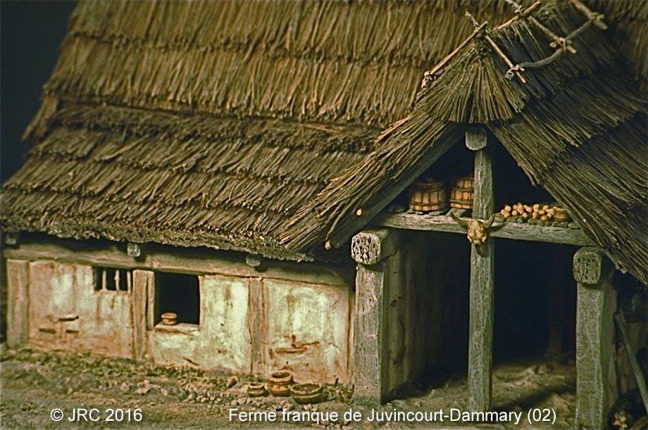 Dioramas 5 Haut Moyen-Âge et Moyen-Âge Mearo110