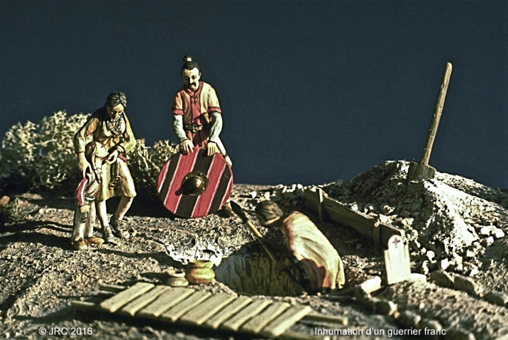 Dioramas 5 Haut Moyen-Âge et Moyen-Âge Mearo111