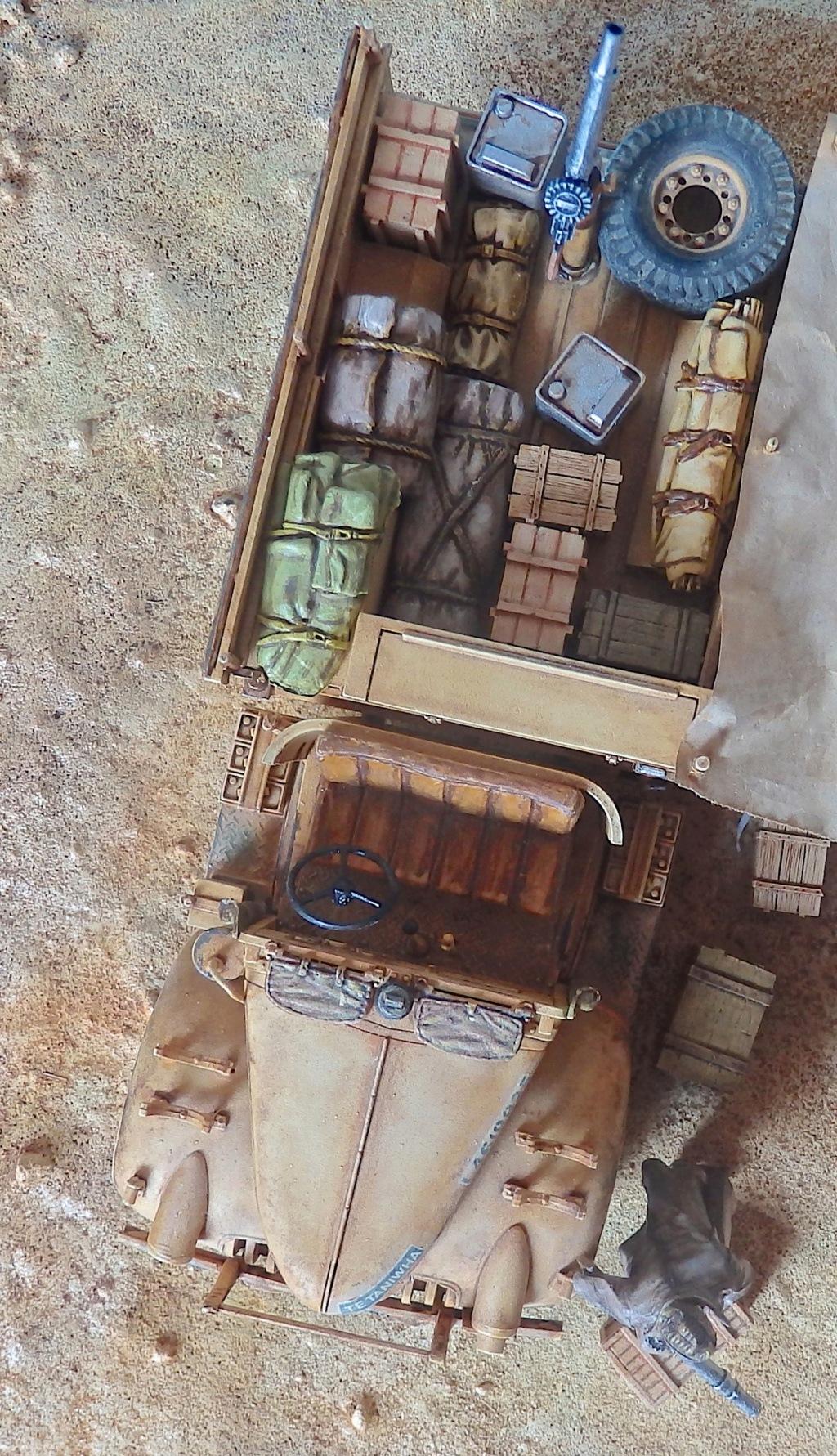 Camp du LRDG Libye 1942 P9230011