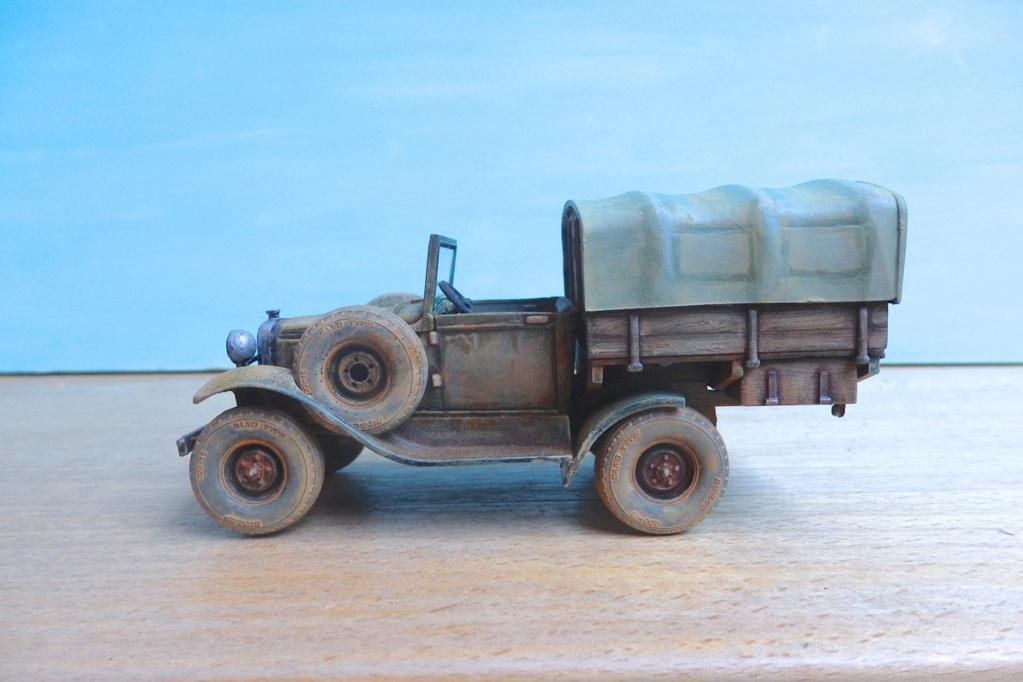1934 Ford A de l'expédition de Léo Frobénius Moyen-Orient et Sahara Pb280018