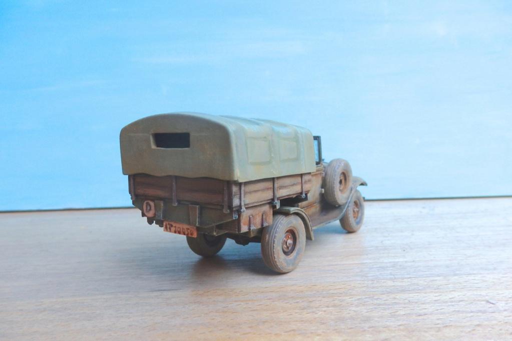 1934 Ford A de l'expédition de Léo Frobénius Moyen-Orient et Sahara Pb280019
