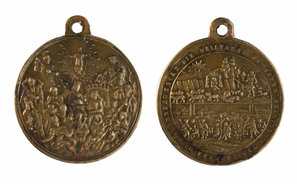 Peregrinación 14 Heiligen Frankenthal - siglo XVII. o siglo XIX.? 14pomo11