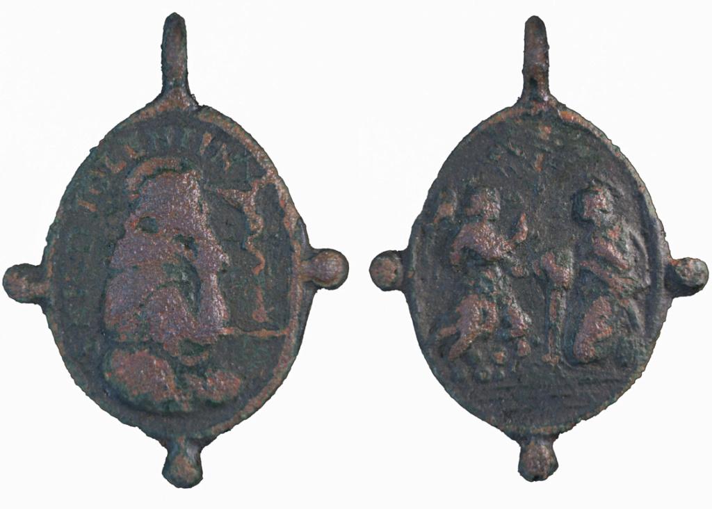 San Nicolás de Tolentino  -  Anunciación, S. XVII (R.M. Pe Nicolas de Tolentino 8) Imgsnz11