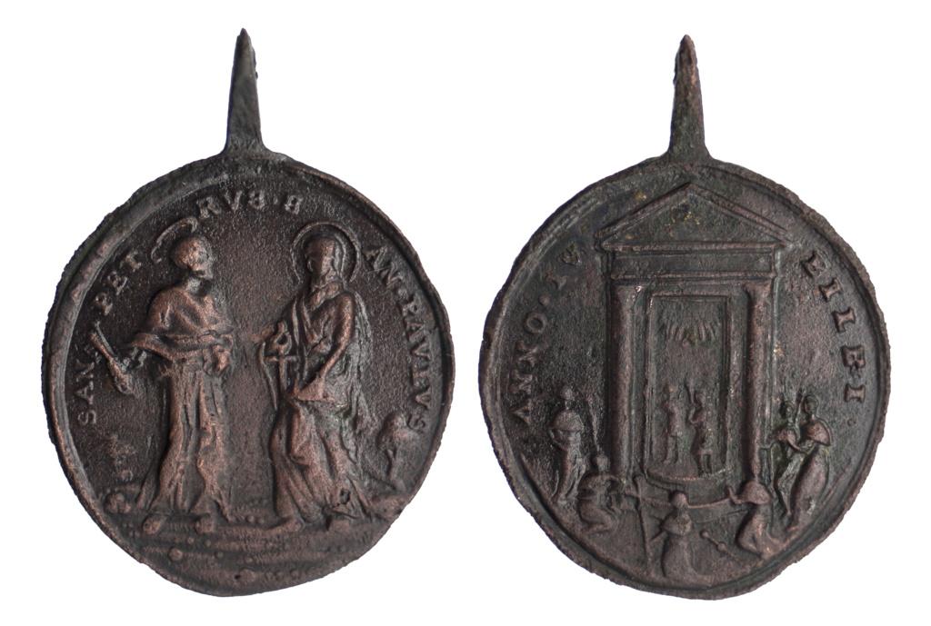 SAN PEDRO y SAN PAULO / PUERTA SANTA S. XVIII Imupra11