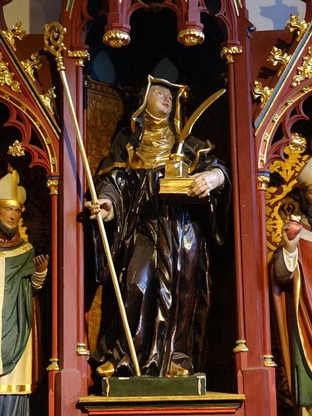 Sin identificar - Monograma Mariano, S. XVIII Kathol10