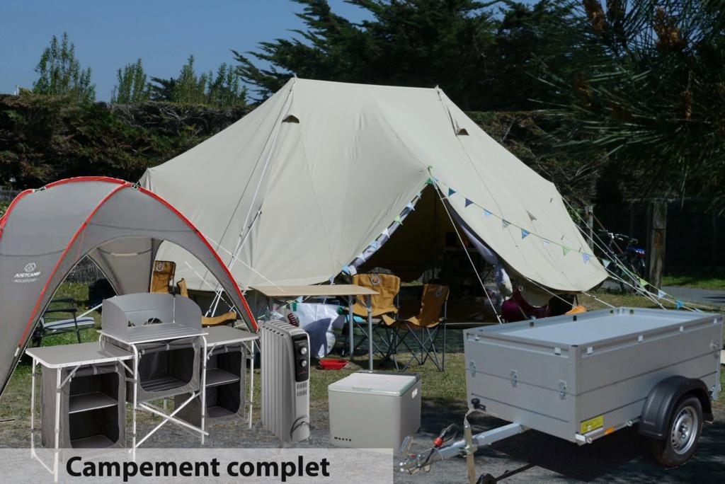 A vendre Tente Sibley 600 Twin Pro + remorque Assemens GT500 Affich10