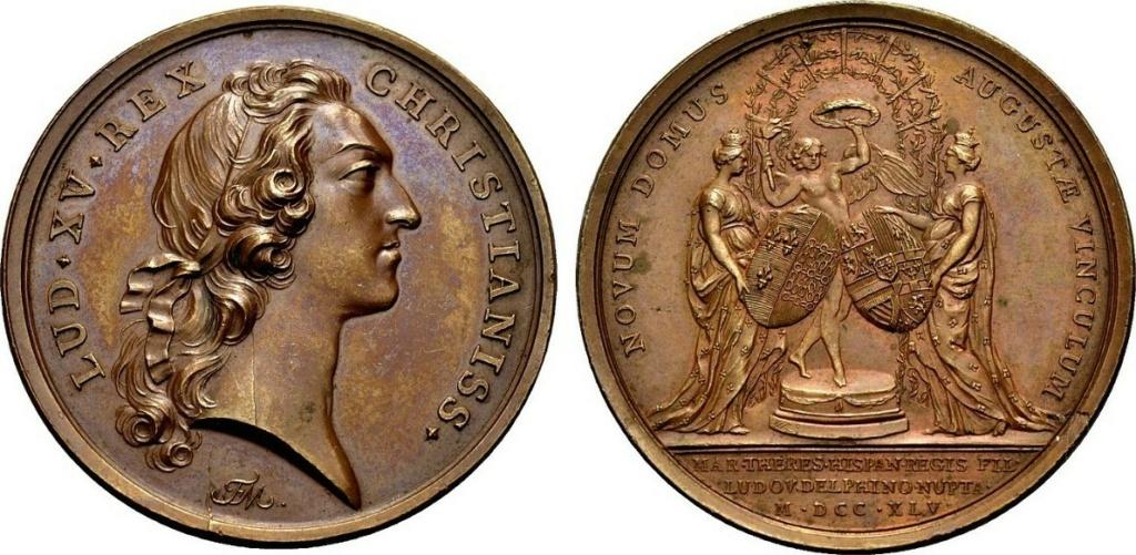 Negociaciones para el matrimonio de Luis XV con la hija mayor de Felipe V 12098_12