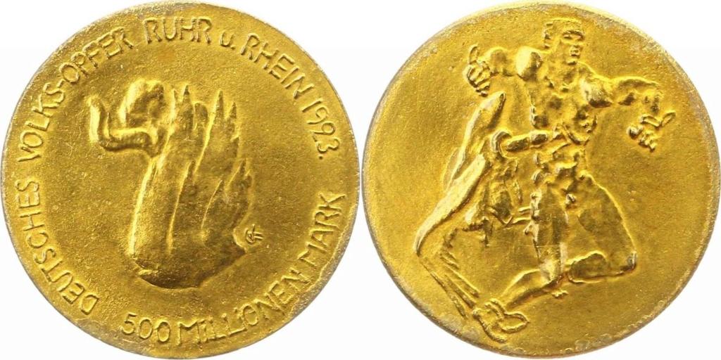 Alemania - Bielefeld - 1 Goldmark 1923 20010312