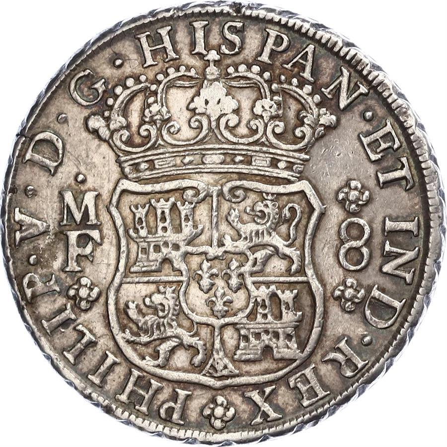 Mi segunda moneda. Otro 8 reales de 1741. 291rs_10