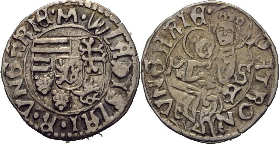 Reino de Hungría. Vladislao II (1490-1516).  47390_11