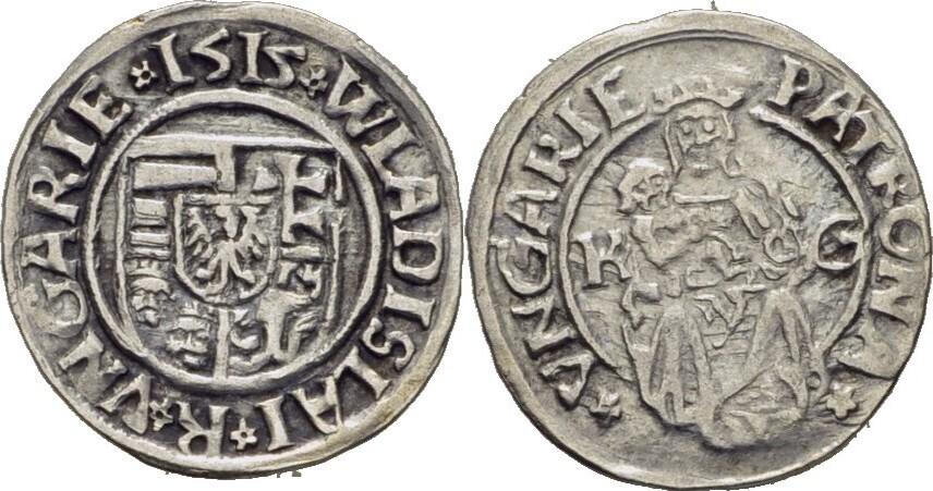 Reino de Hungría. Vladislao II (1490-1516).  47422_11