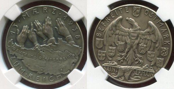 5 Marcos 1937. Munich 63313_11