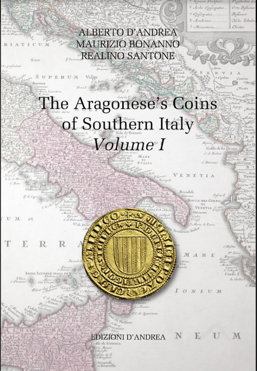 Libro The Aragonese's Coins of Southern Italy vol. I 82971810