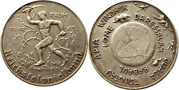 ÁFRICA ORIENTAL ALEMANA: 1 Rupia, 1897 Artid710