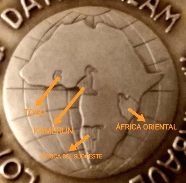 ÁFRICA ORIENTAL ALEMANA: 1 Rupia, 1897 Img_2021