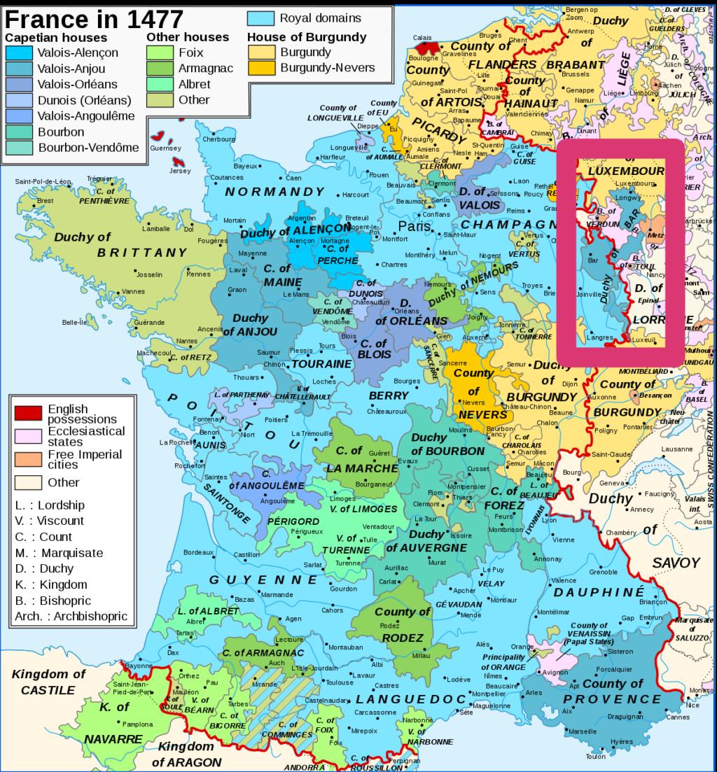 Gros Renato de Anjou. Ducado de Bar.  Img_2069