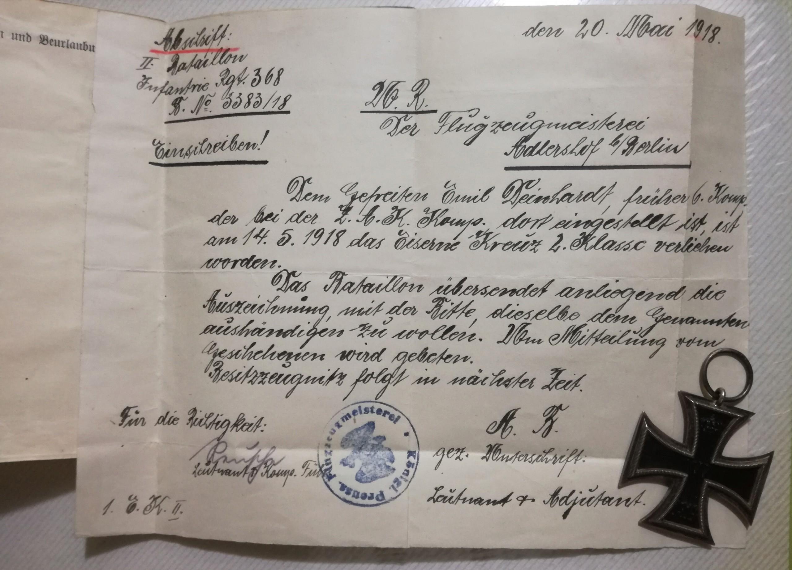MEDALLAS ALEMANAS 1914-1945. Últimas adquisiciones. - Página 7 Img_2113