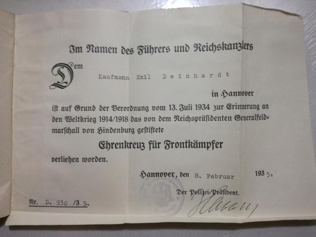 MEDALLAS ALEMANAS 1914-1945. Últimas adquisiciones. - Página 7 Img_2122