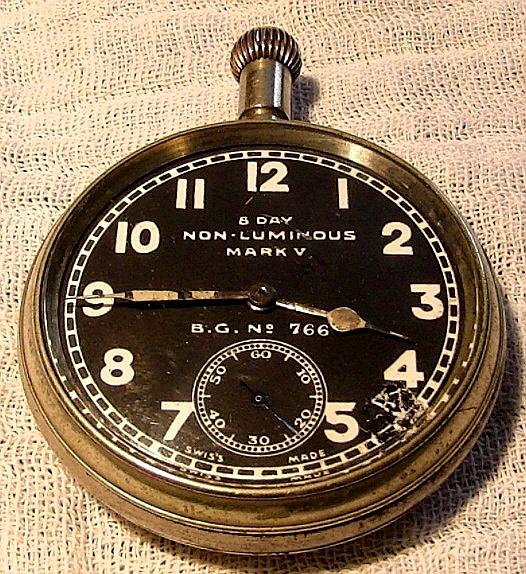 Reloj de carlinga. Gran Guerra.  Img_2169