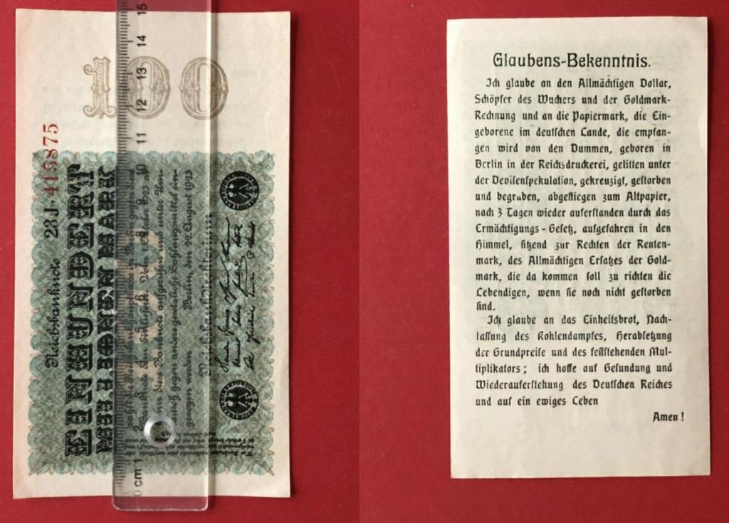 Eine Million Mark 1923 con una sobreimpresión de propaganda virulenta. - Página 2 Img_2174