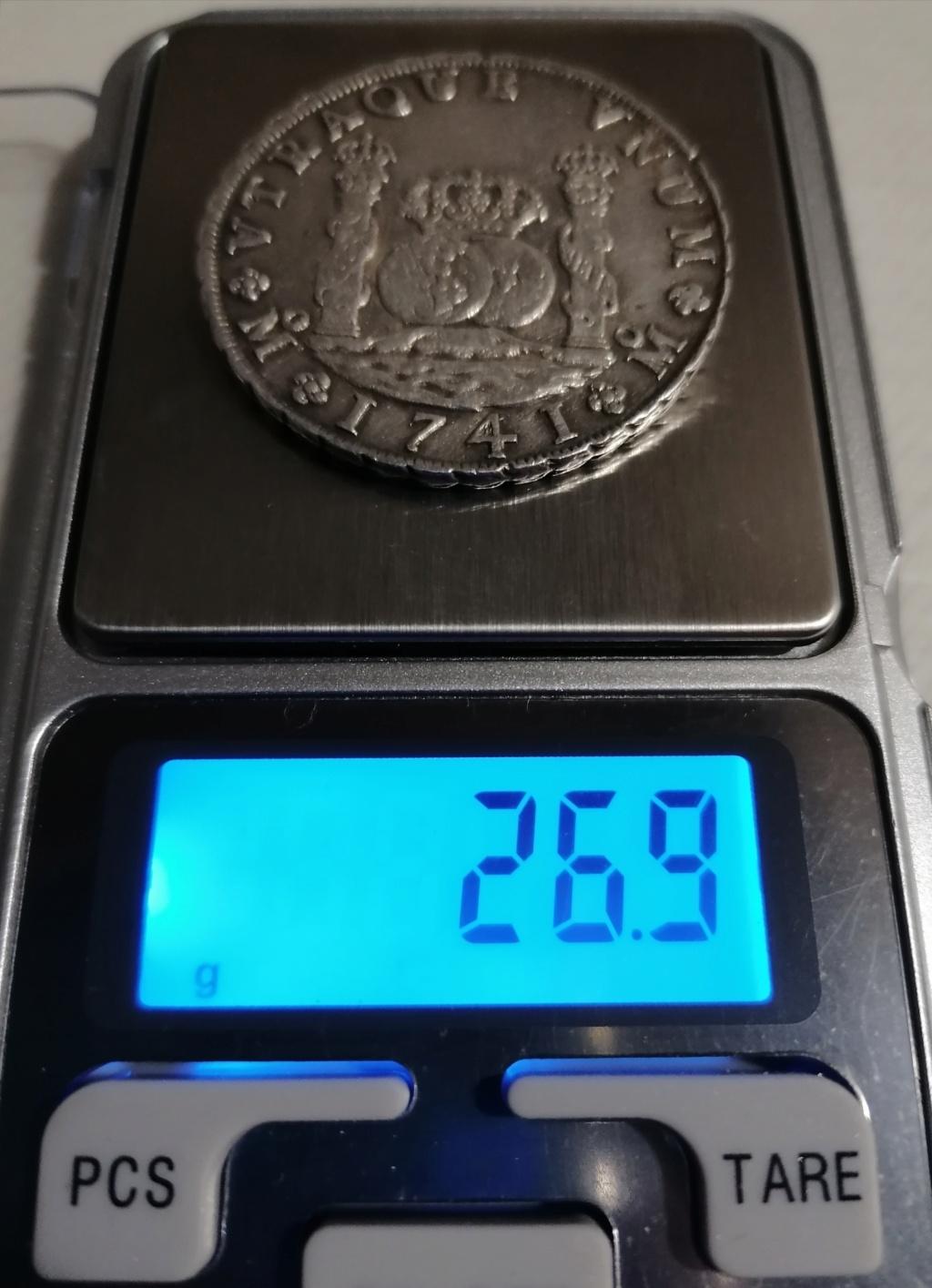 Mi segunda moneda. Otro 8 reales de 1741. - Página 2 Img_2197
