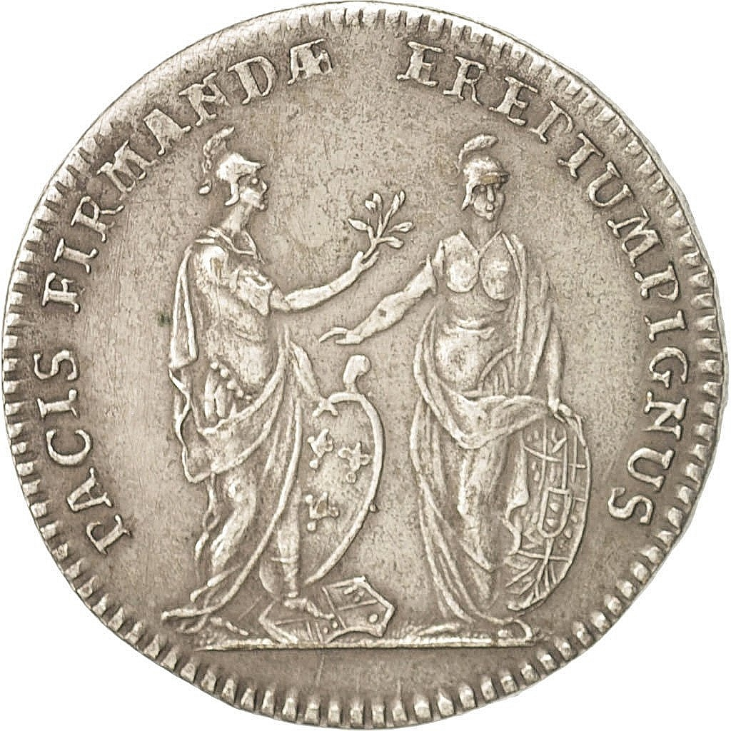 Negociaciones para el matrimonio de Luis XV con la hija mayor de Felipe V Img_2215
