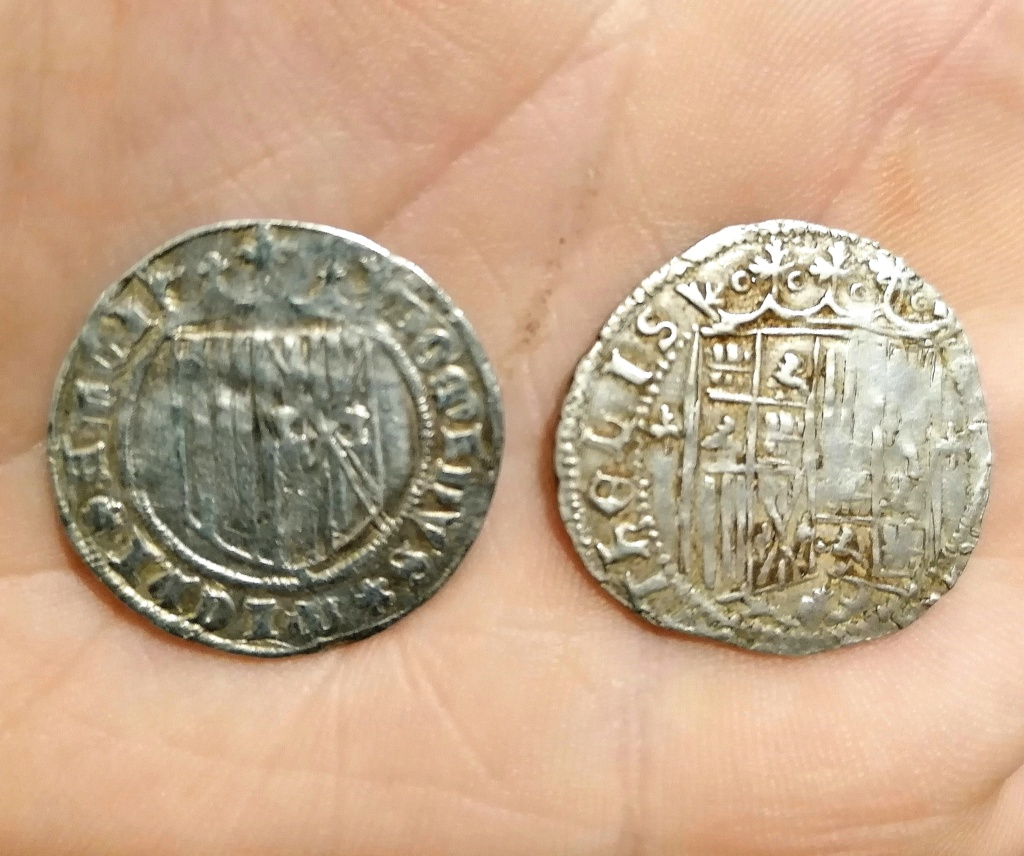 Real Reyes Católicos 1497-1506  Img_2228