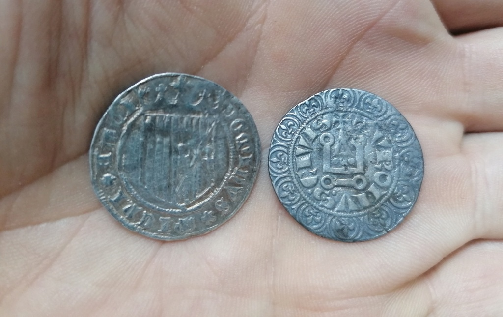 Gros tournois LOUIS IX (1214-1270). Francia.  Img_2258