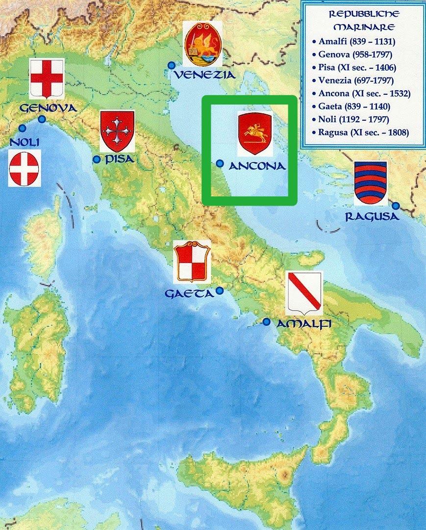 Grosso agontano. República de Ancona (1198-1532).  Img_2273