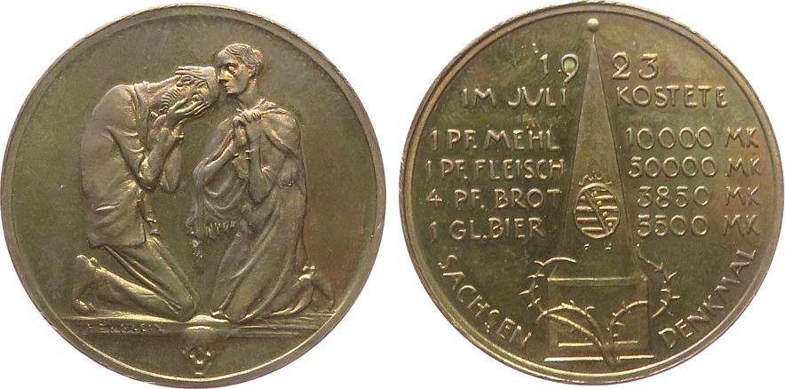 Eine Million Mark 1923 con una sobreimpresión de propaganda virulenta. - Página 2 S129-111