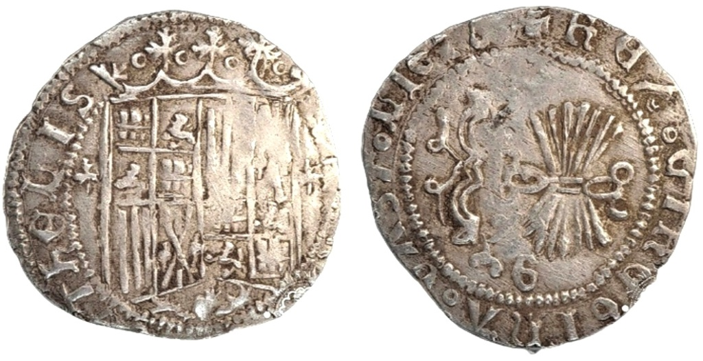 Real Reyes Católicos 1497-1506  Scree116