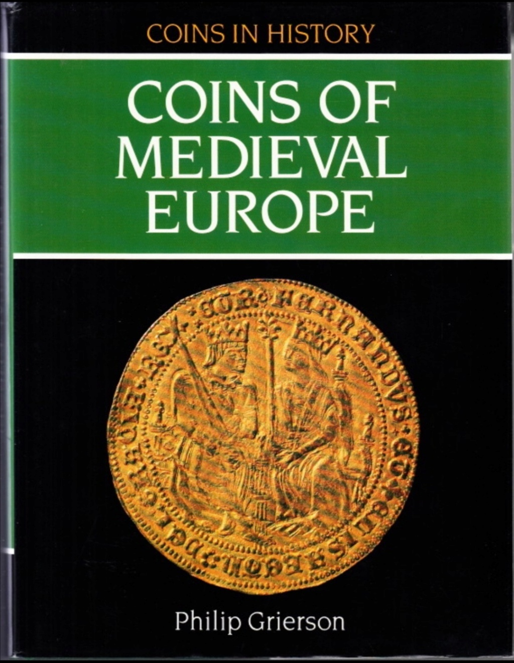 ¿Qué catálogos generelalistas e introductorios no disponibles en PDF recomendáis para las acuñaciones de los estados cristianos medievales?  Scree181