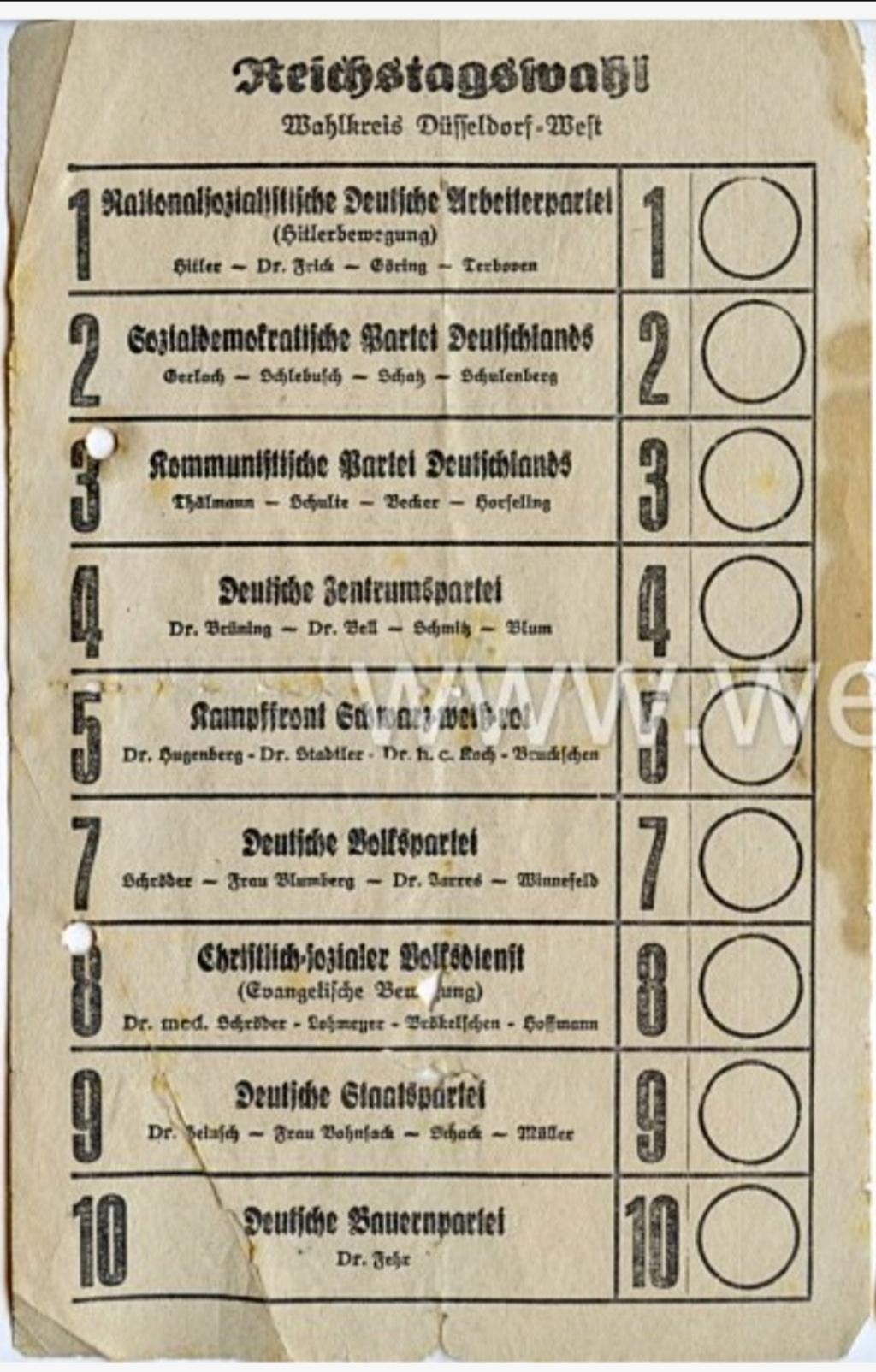 Eine Million Mark 1923 con una sobreimpresión de propaganda virulenta. - Página 3 Screen29