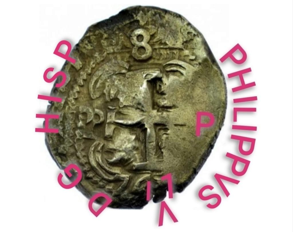 Mi primera moneda. Medalla de Vernon y 8 reales de 1741. Screen46
