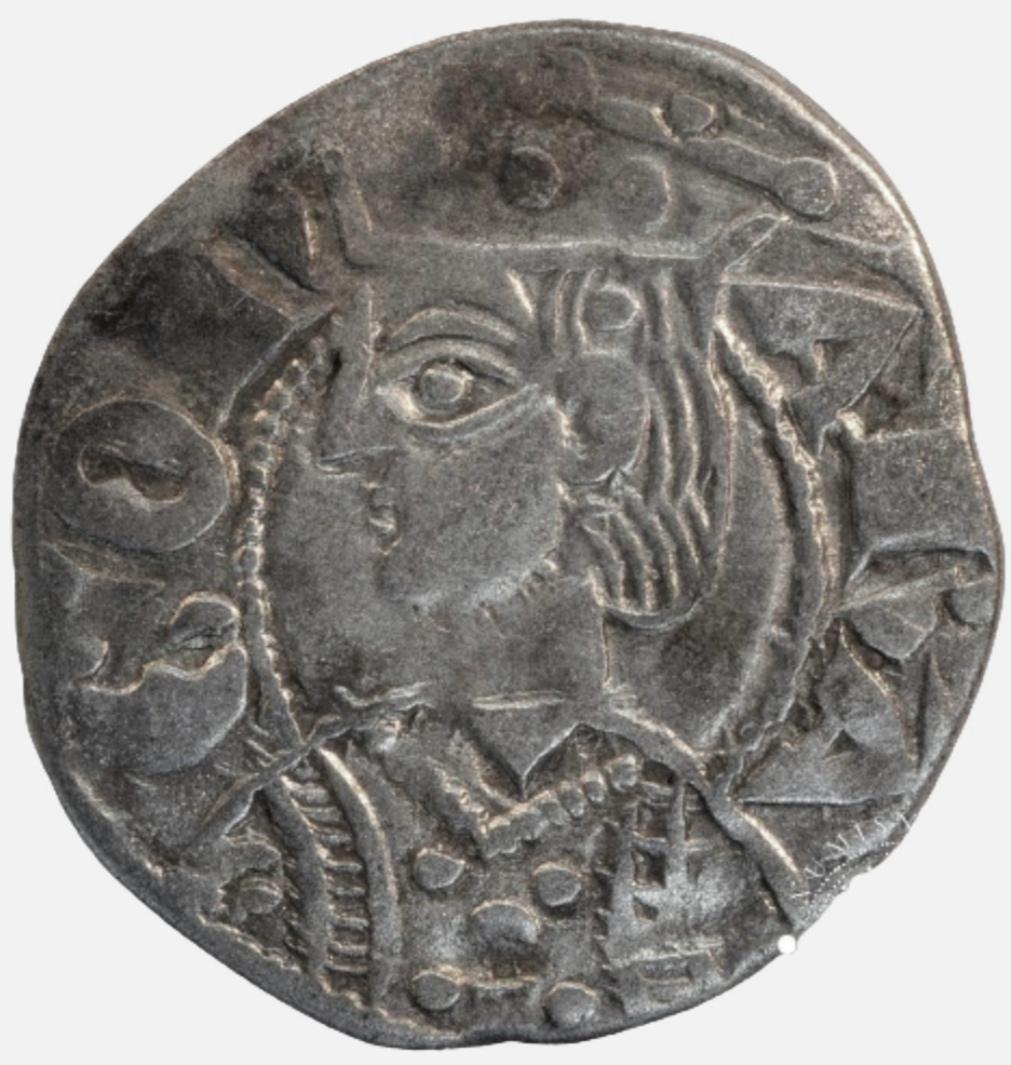 Dinero Jaime II. Sariñena.  Screen96