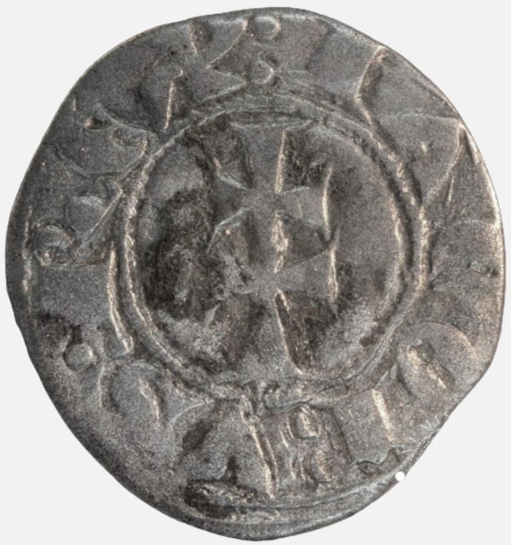 Dinero Jaime II. Sariñena.  Screen97