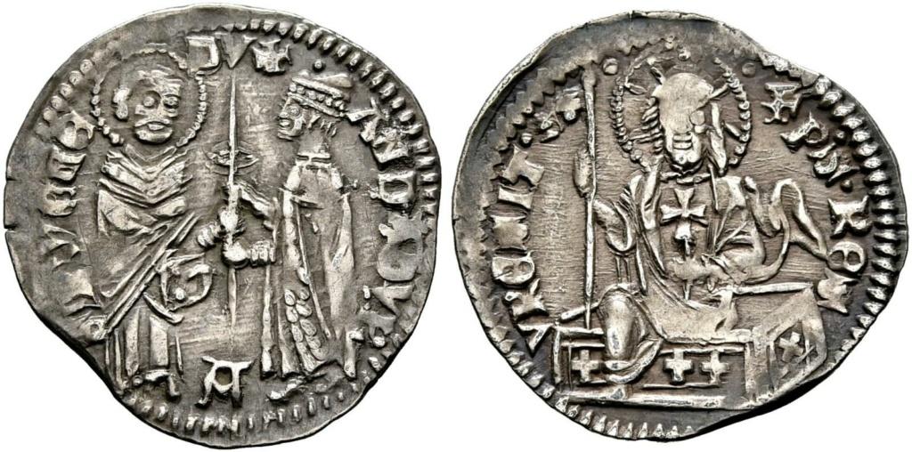 La liga véneto-aragonesa. Mezzanino Andrea Dandolo 1343-1354. ¡FELICIDADES TirantLoBlanc!!!!!  Venedi10