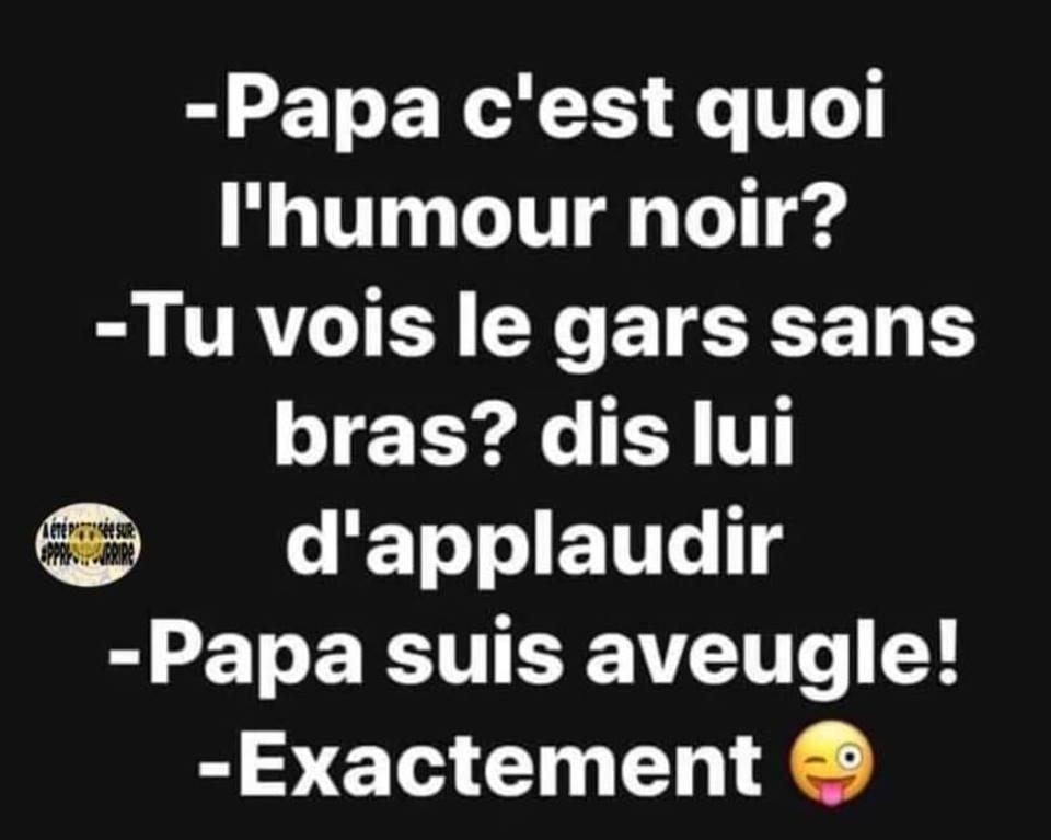 Humour Noir  très Noir - Page 12 60518010