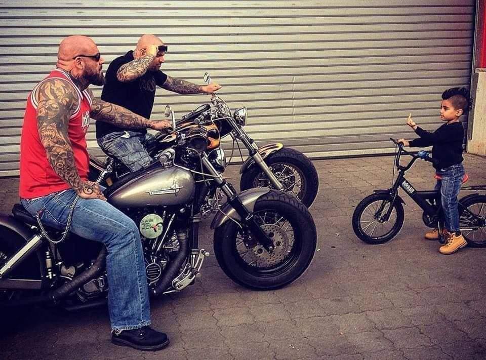 Humour en image du Forum Passion-Harley  ... - Page 17 Fb_im145