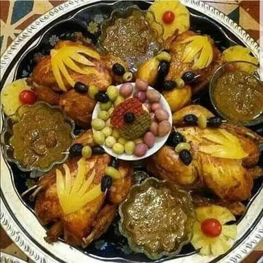 تقديمات مبتكرة للأطباق التقليدية 89533910