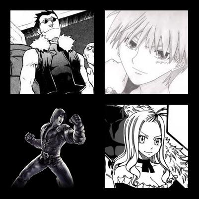 Les 7 Mercenaires: Partie 1 - Equipe Y Eay10