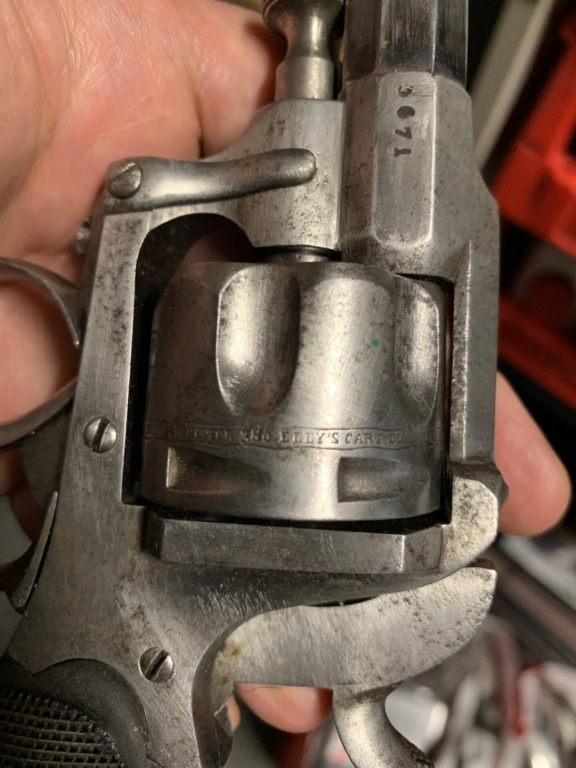 Identification revolver  5b60cf10