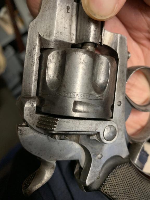 Identification revolver  6583d810