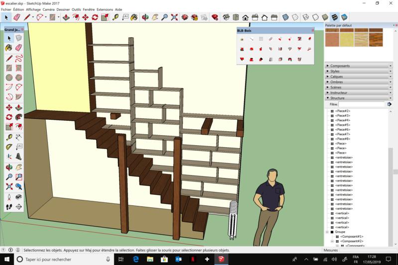 Fixation etagere Escali11