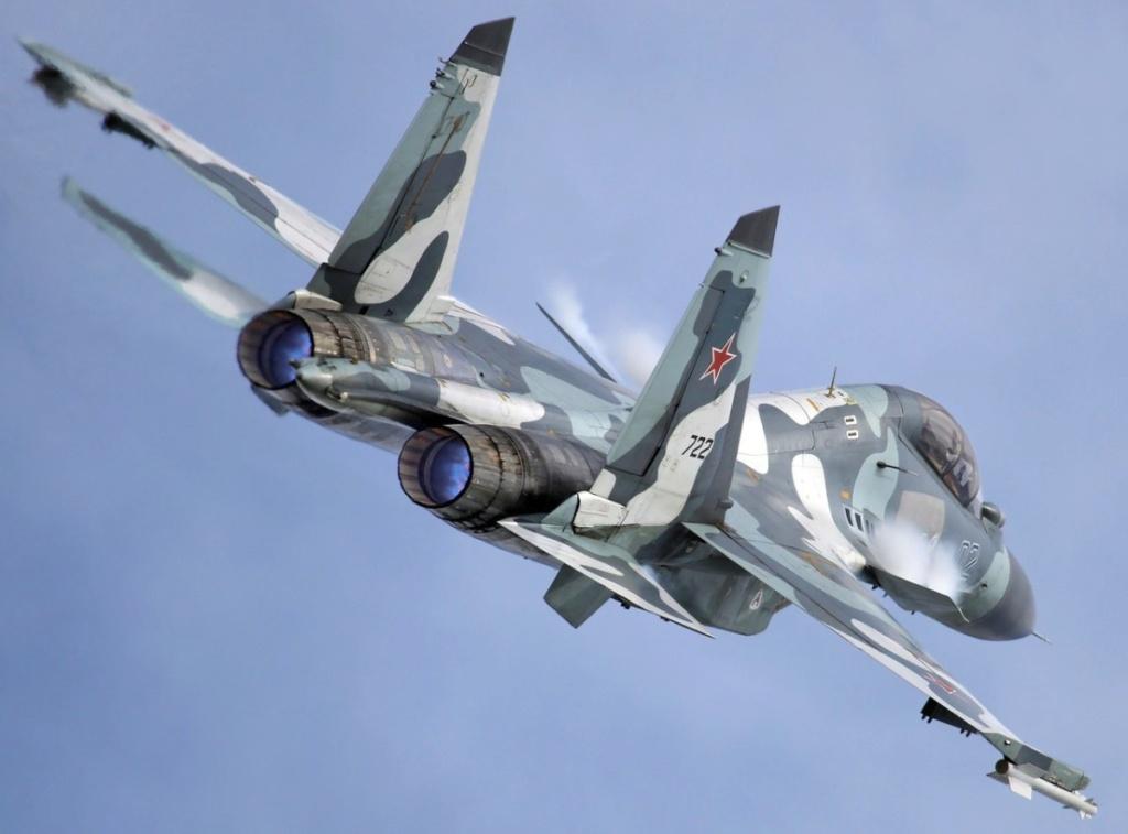 """بدء تجميع مقاتلات """"سو-30"""" الروسية في إطار عقد توريد إلى ميانمار 5d142910"""