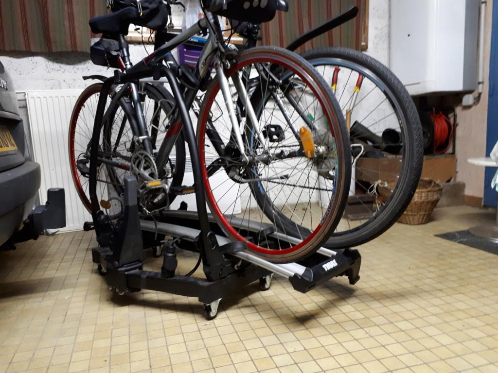 Ouverture portes avec porte-vélo sur attelage - Page 3 20190116