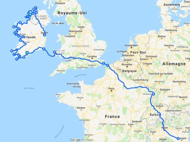 Road Trip en Irlande - Wild Atlantic Way Trip10